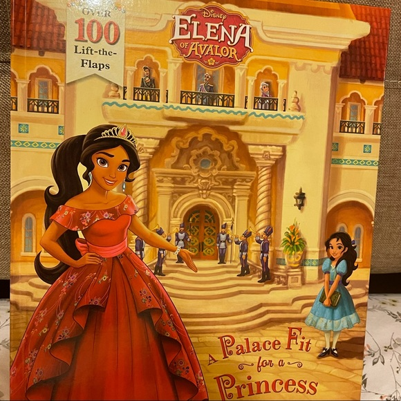 Elena of Avalor A Palace fit for a Princes…